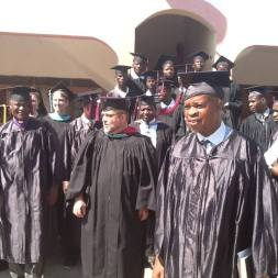 graduation 2015 march
