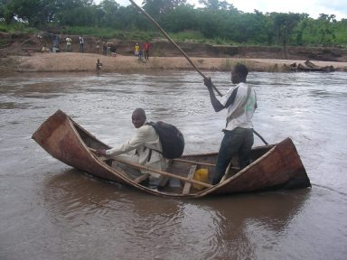 canoe Nampula district